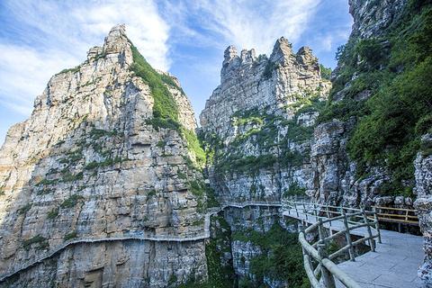 白石山国家地质公园