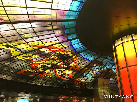 城市光廊旅游景点图片