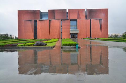 云南省博物馆新馆旅游景点攻略图