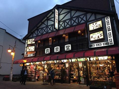 贵泉堂旅游景点攻略图