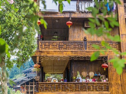 龚滩古镇旅游景点图片