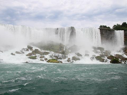 美利坚瀑布旅游景点图片