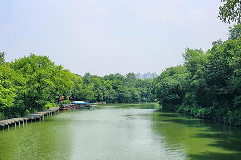 淹城遗址公园旅游景点攻略图