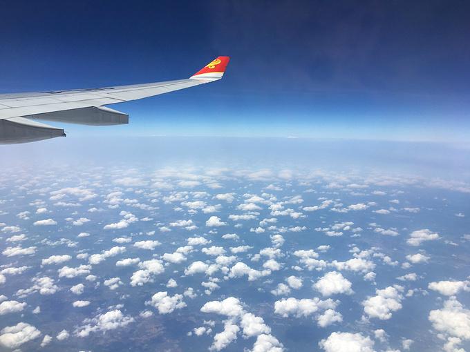 南京飞往香港图片