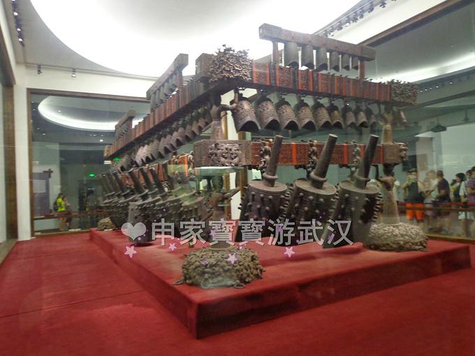 湖北省博物馆、晴川阁、南岸嘴江滩公园、户部巷美食街图片