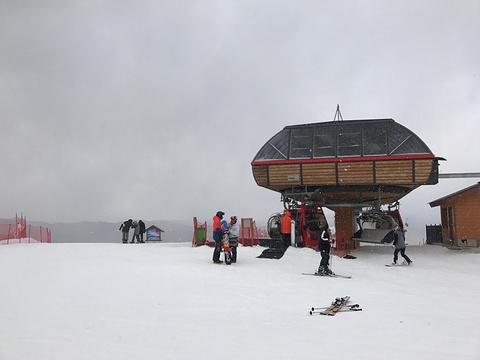 塞北多乐美地滑雪场的图片