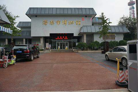济南市博物馆旅游景点攻略图