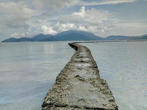 大鹏半岛旅游景点攻略图