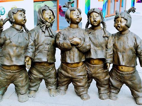 浔龙河生态艺术小镇旅游景点图片