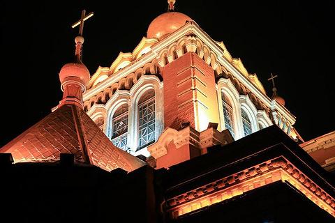 圣阿列克谢耶夫教堂旅游景点攻略图
