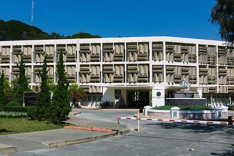 清迈大学旅游景点攻略图