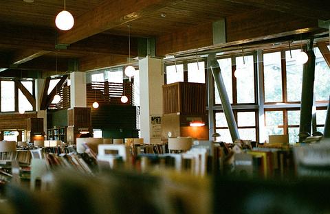 北投图书馆旅游景点攻略图