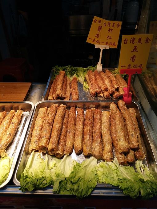 泰龙城小吃街图片