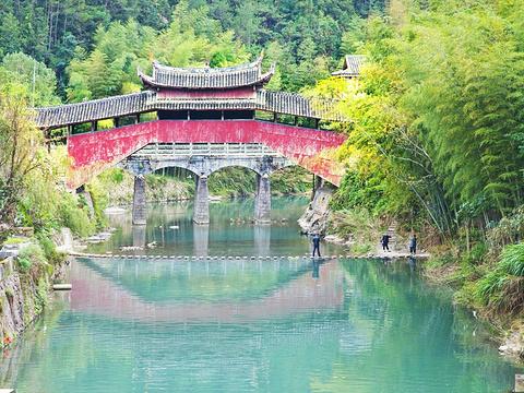 溪东桥旅游景点图片