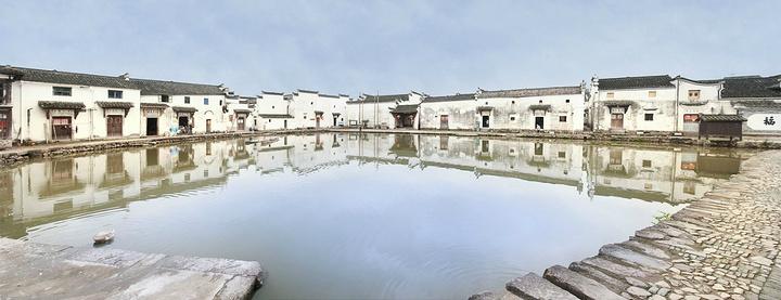 """""""附近景点:附近的诸葛村和长乐村也是不错的两个古村落,距离不远,可打车和三轮过去一并游览,3个村..._新叶古村""""的评论图片"""