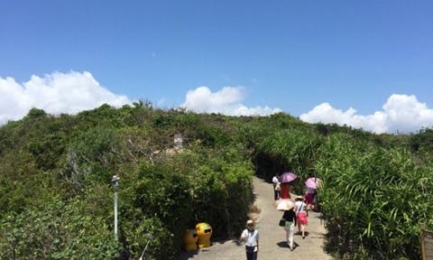 蜈支洲岛旅游景点攻略图