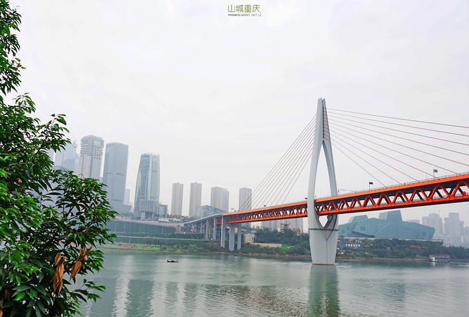 千厮门嘉陵江大桥图片