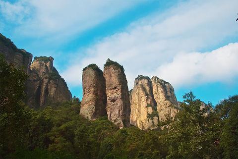 灵峰旅游景点攻略图