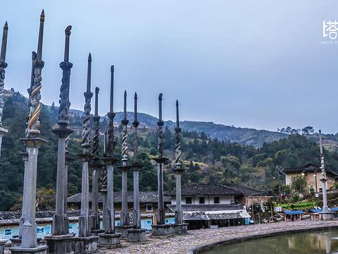 塔下村旅游景点图片