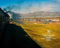 不下车就能看尽欧亚各式风景、品尝三国大餐,K3带你穿越西伯利亚