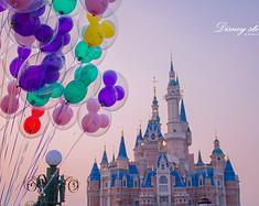 迪士尼到无锡  永远做公主,梦都被满足