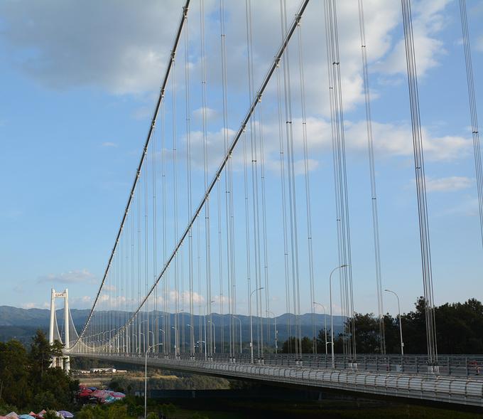 云南龙江特大桥图片