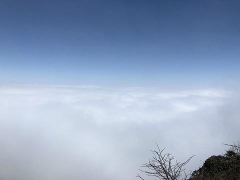 峨嵋金顶旅游景点攻略图