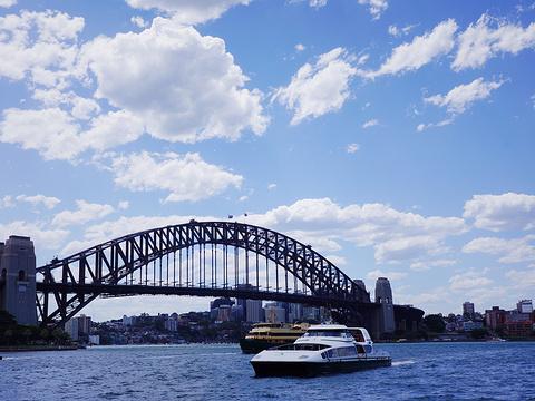 悉尼海港大桥旅游景点图片