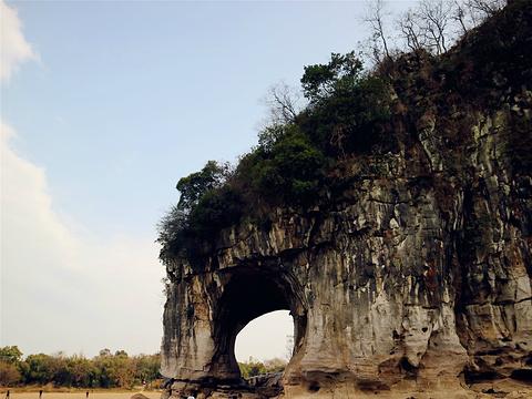 象山景区旅游景点攻略图