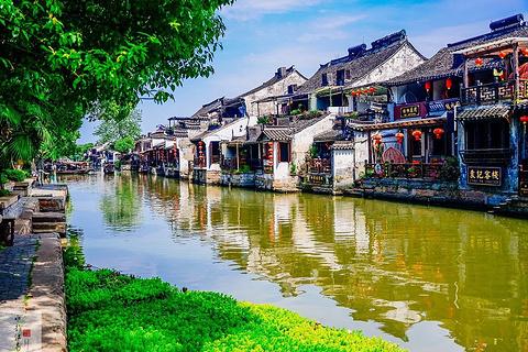 西塘旅游景点攻略图