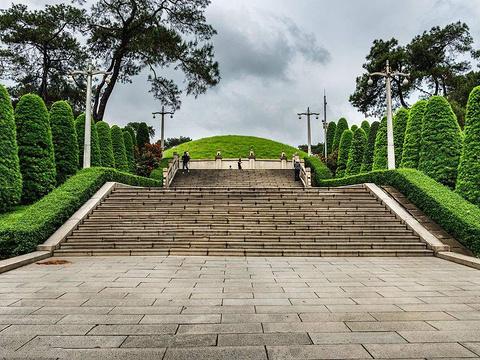 广州起义烈士陵园旅游景点图片