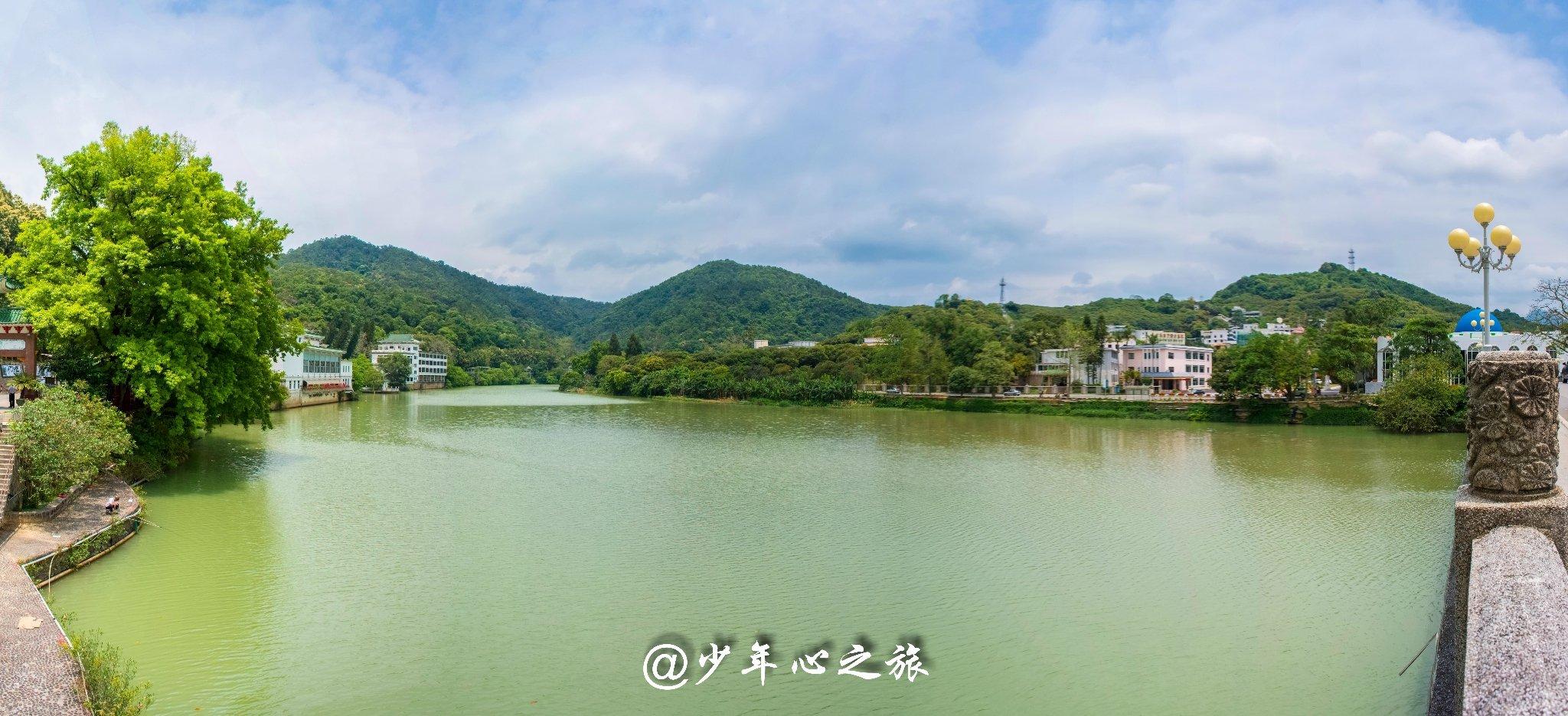 平行时空的再相聚,广州从化休闲度假之旅
