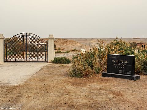 米兰遗址旅游景点图片
