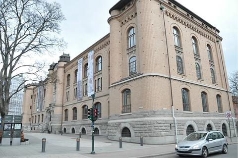 挪威王宫旅游景点攻略图