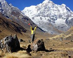 尼泊尔徒步(安纳普斯大环线)|一路艰辛一路美景,内心又强大了!
