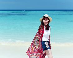"""微笑之国 """"泰""""美时光:享受夏季的浪漫,飞去热带的岛屿游泳"""