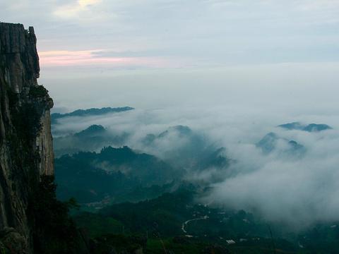 香炉山旅游景点图片
