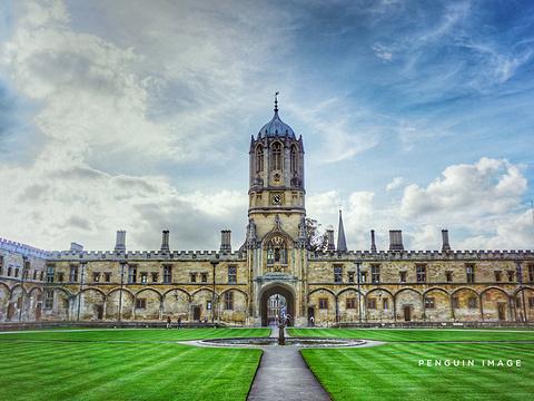 牛津基督教堂学院旅游景点图片