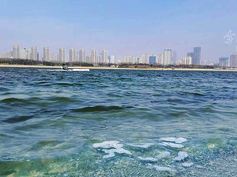 日照奥林匹克水上运动公园旅游景点图片