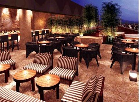 Flair rooftop顶层餐厅酒吧旅游景点攻略图