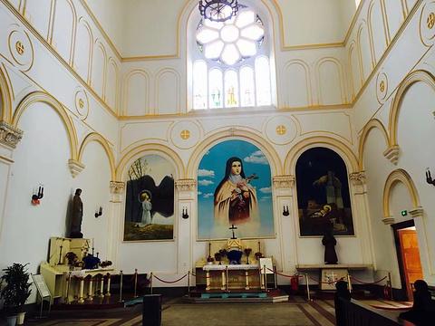 圣弥额尔天主堂旅游景点图片