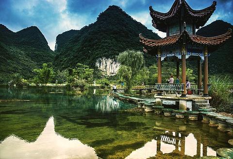 钟山公园旅游景点攻略图