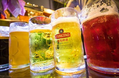 青岛国际啤酒节旅游景点攻略图