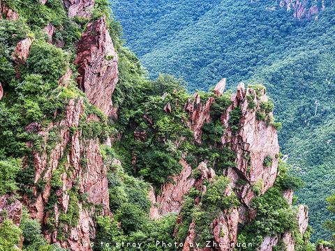 红石林景区旅游景点图片