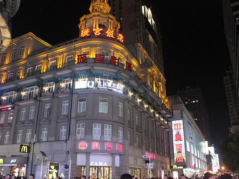 江汉路步行街旅游景点图片