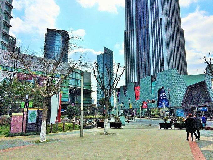 四川北路商圈图片