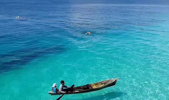 带着白本说走就走的梦幻海底世界——吉隆坡仙本那