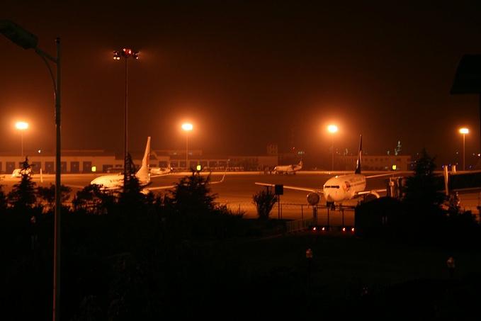 流亭国际机场图片