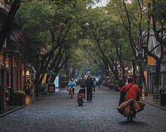 【旅行日记】穷游的最后一站:在武汉的极限生存之旅