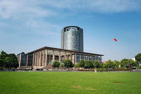 浙江大学紫金港校区旅游景点攻略图